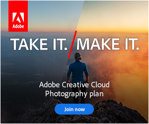 Creative Cloud Photography
