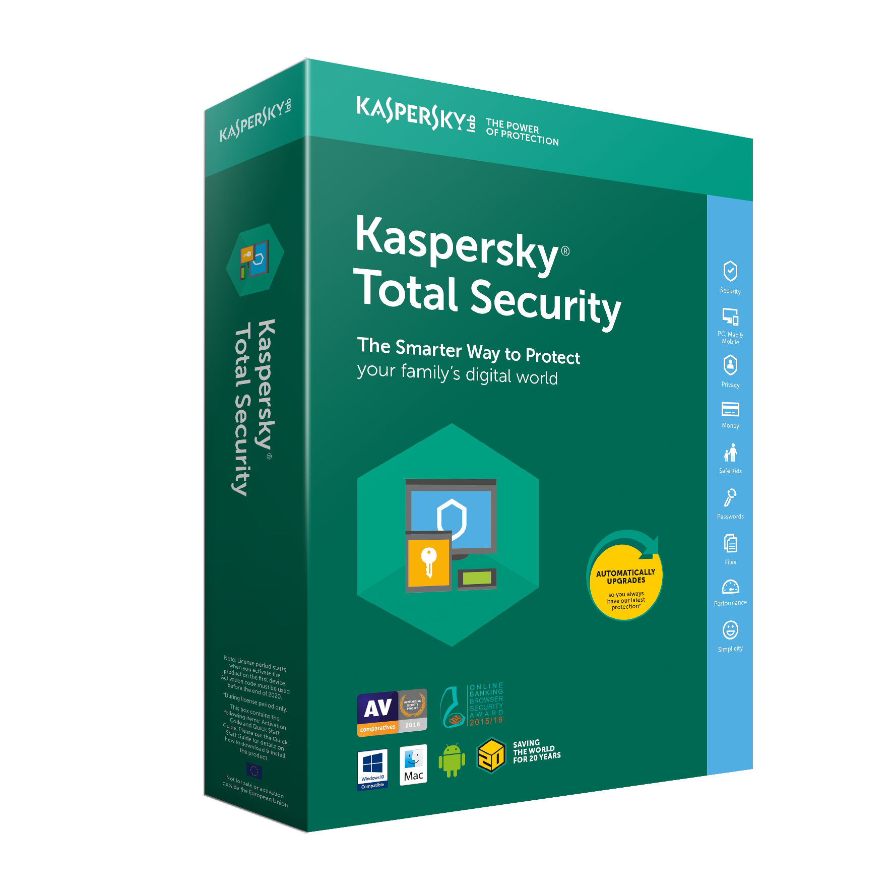 Kaspersky Total Securrty