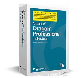 Dragon Professional Individual V 15