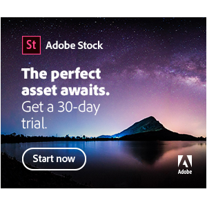 Adobe Stock - 30 Day Free Trial