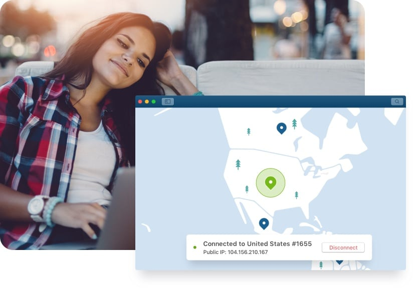 NordVPN Software 4 Students Discount - Shield from Hackers