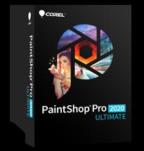 PaintShop Pro Ultimate 2020