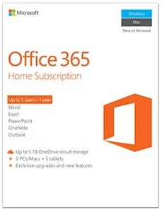Office 365 Home and Personal