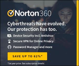 Norton 360 Discount