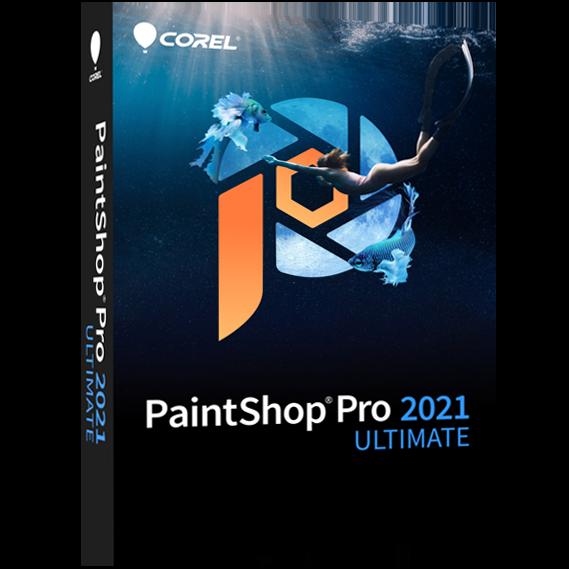 PaintShop Pro 2021 Ultimate
