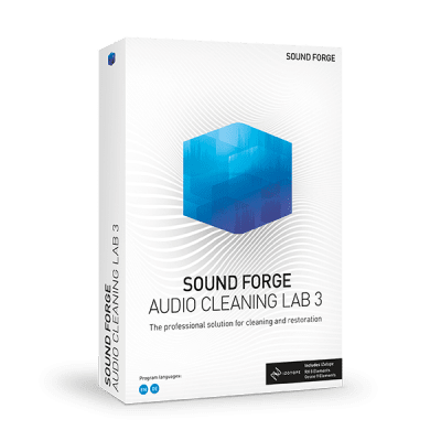 Magix Sound Forge Audio Clearning Lab 3