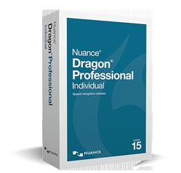 Dragon Professional Individual V15